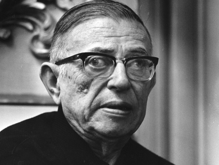 Jean-Paul Sartre, philosopher